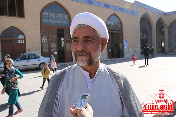 نوذری کاندیدای انتخابات مجلس دهم رفسنجان