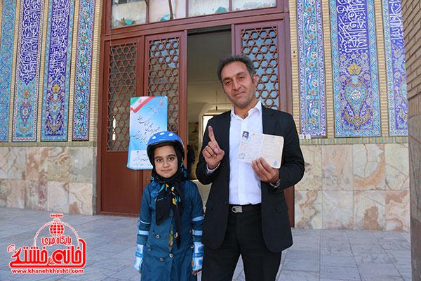 انتخابات مجلس دهم رفسنجان