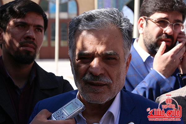 بهرام پور کاندیدای انتخابات مجلس دهم رفسنجان