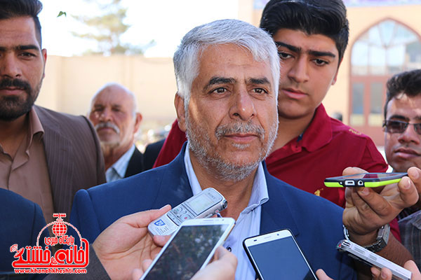 مومنی کاندیدای انتخابات مجلس دهم رفسنجان