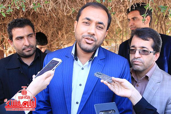توحیدی پور کاندیدای انتخابات مجلس دهم رفسنجان