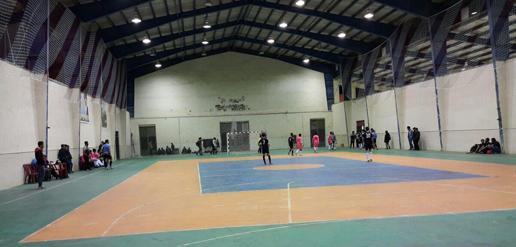 برگزاری مسابقات فوتسال جام اتحاد