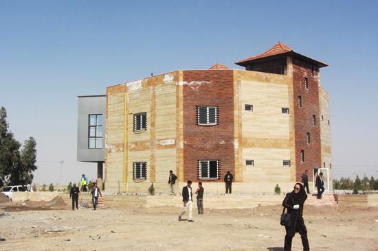 ساختمان مدیریت بحران شهرستان رفسنجان افتتاح شد