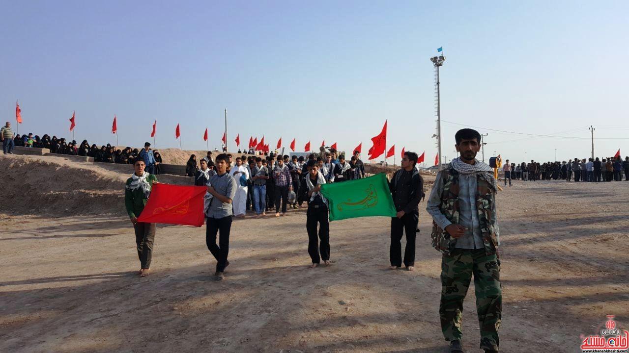 از خاک تا افلاک اتحادیه انجمن اسلامی رفسنجان_خانه خشتی (۱۰)