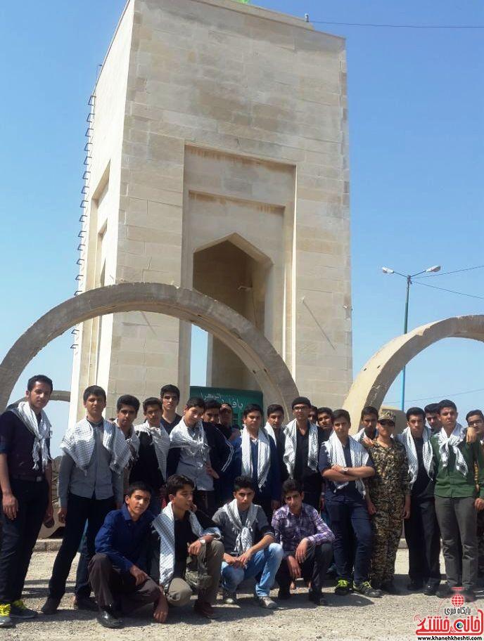 از خاک تا افلاک اتحادیه انجمن اسلامی رفسنجان_خانه خشتی (۱۱)