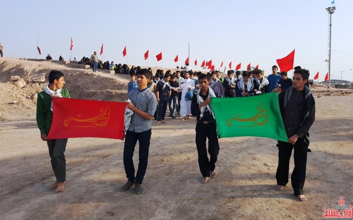 از خاک تا افلاک اتحادیه انجمن اسلامی رفسنجان_خانه خشتی (۳)
