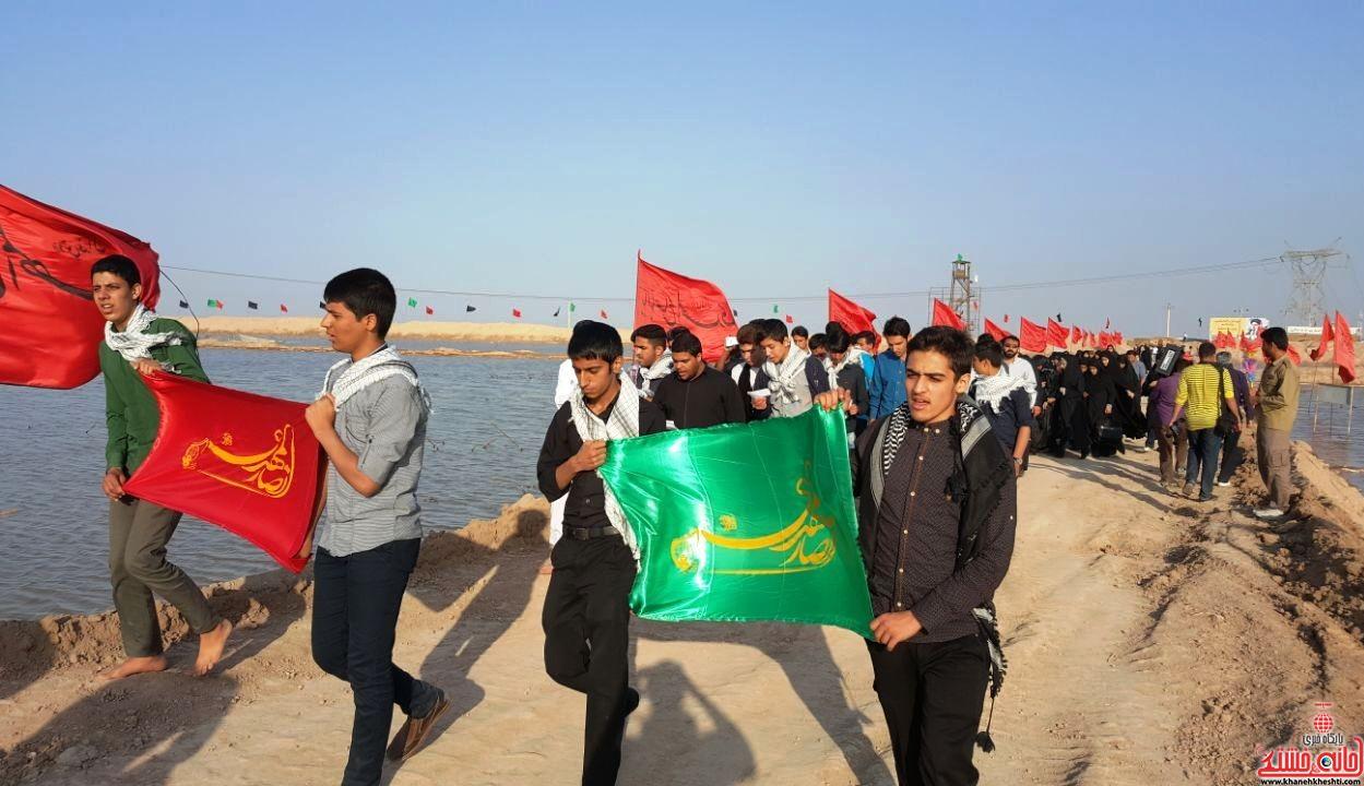 از خاک تا افلاک اتحادیه انجمن اسلامی رفسنجان_خانه خشتی (۹)