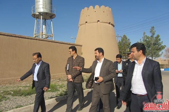 بازدید خانه خشتی-رفسنجان-نوروز۹۵ (۱)