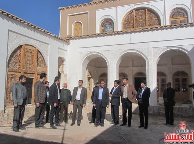 بازدید خانه خشتی-رفسنجان-نوروز۹۵ (۵)