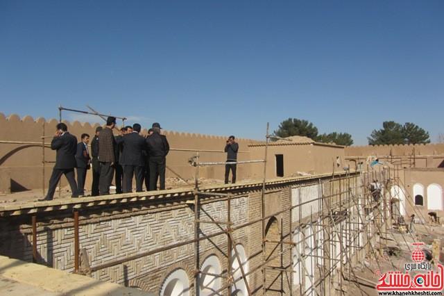بازدید خانه خشتی-رفسنجان-نوروز۹۵ (۷)