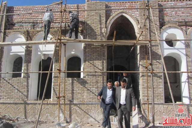 بازدید خانه خشتی-رفسنجان-نوروز۹۵ (۸)