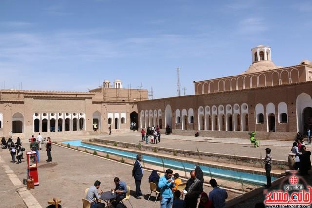 بازدید-خانه خشتی-رفسنجان (۲)