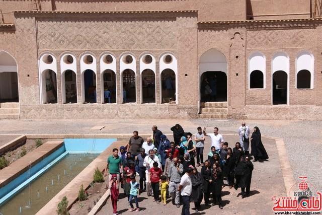 بازدید-خانه خشتی-رفسنجان (۵)