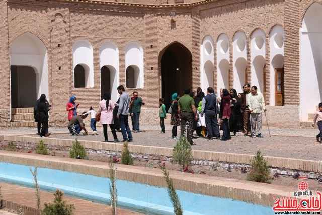 بازدید-خانه خشتی-رفسنجان (۹)