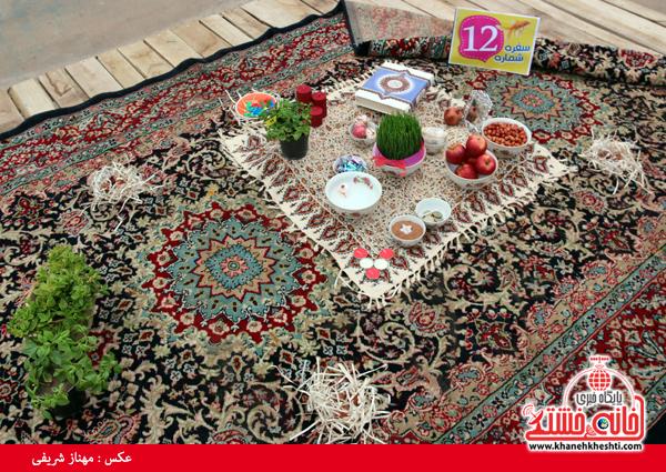 جشنواره سفره هفت سین-رفسنجان-خانه خشتی (۱۳)