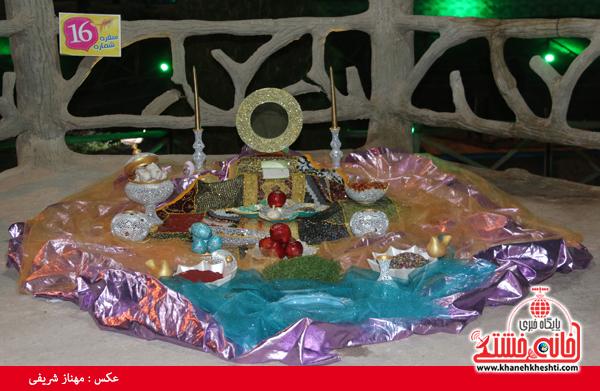 جشنواره سفره هفت سین-رفسنجان-خانه خشتی (۱۷)