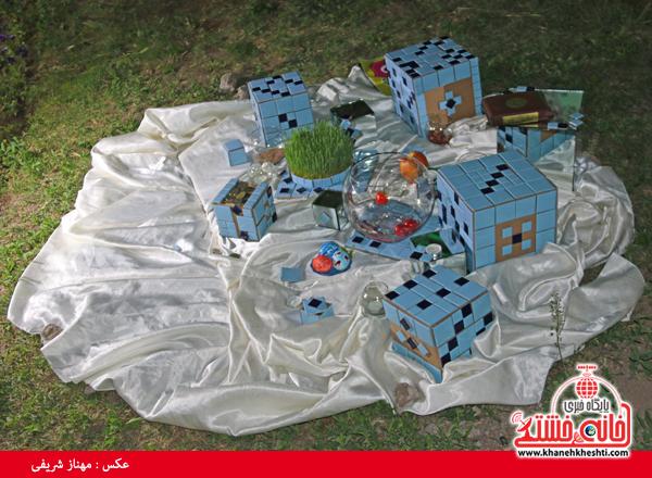 جشنواره سفره هفت سین-رفسنجان-خانه خشتی (۲۶)