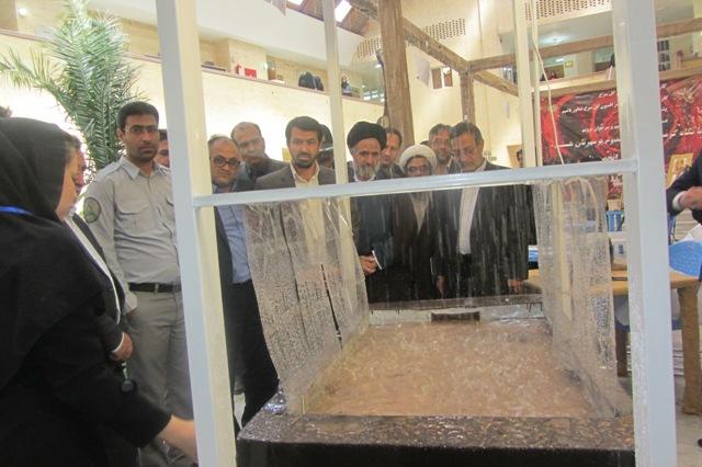 آغاز بکار دومین جشنواره کشاورزی در دانشگاه ولیعصر(عج) رفسنجان / تصاویر