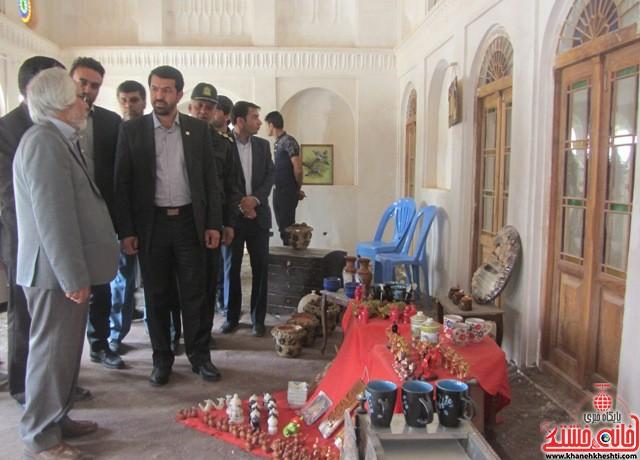 رفسنجان-نوروز ۹۵-خانه خشتی (۵)
