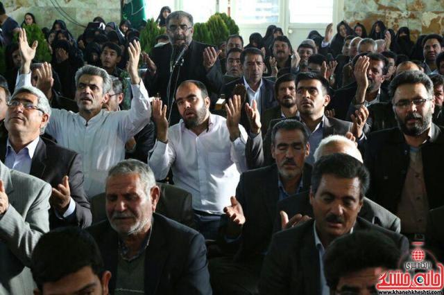 مراسم دعای ندبه-عرب آباد-خانه خشتی-رفسنجان (۱۱)
