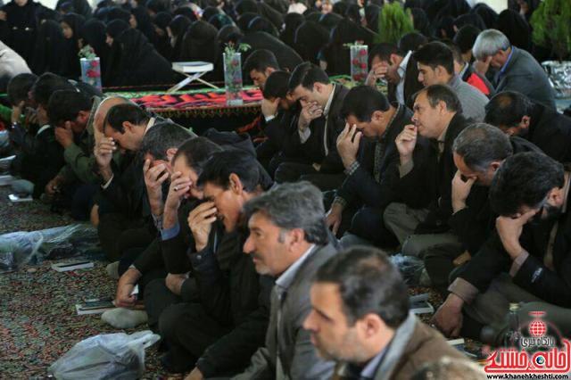 مراسم دعای ندبه-عرب آباد-خانه خشتی-رفسنجان (۱۵)
