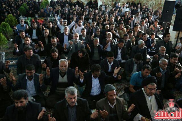 مراسم دعای ندبه-عرب آباد-خانه خشتی-رفسنجان (۲)