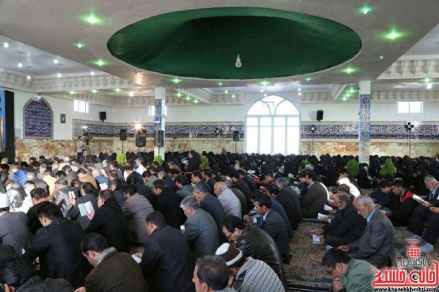 مراسم دعای ندبه-عرب آباد-خانه خشتی-رفسنجان (۳)