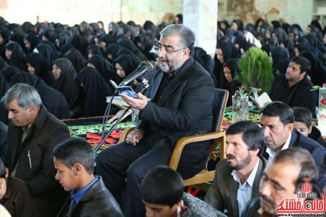 مراسم دعای ندبه-عرب آباد-خانه خشتی-رفسنجان (۷)