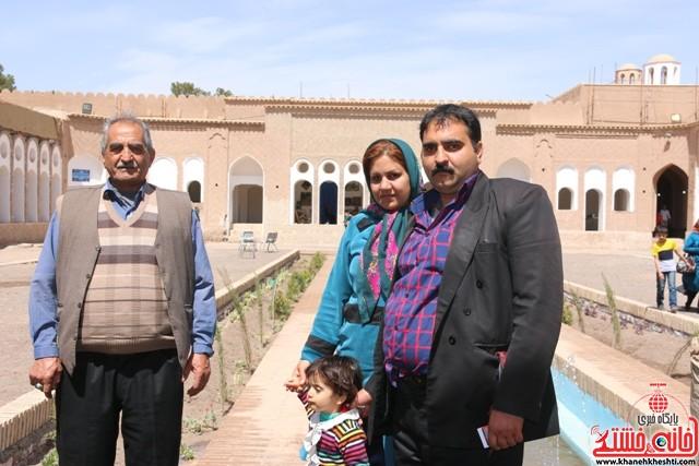 میهمان نوروز ۹۵-خانه خشتی-رفسنجان (۱۳)