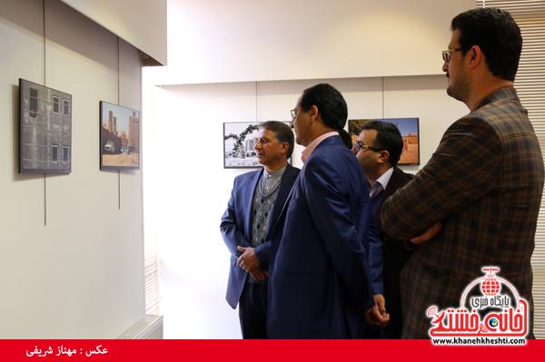نمایشگاه عکس سیمای شهری رفسنجان-خانه خشتی (۱۰)