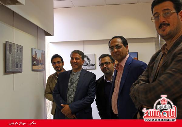 نمایشگاه عکس سیمای شهری رفسنجان-خانه خشتی (۱۱)