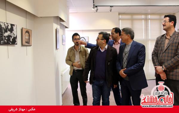 نمایشگاه عکس سیمای شهری رفسنجان-خانه خشتی (۱۲)