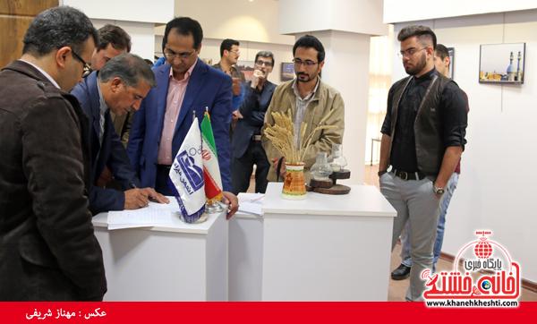 نمایشگاه عکس سیمای شهری رفسنجان-خانه خشتی (۱۳)