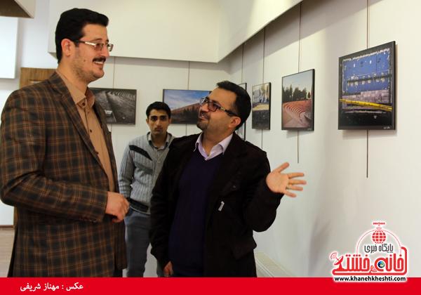 نمایشگاه عکس سیمای شهری رفسنجان-خانه خشتی (۴)