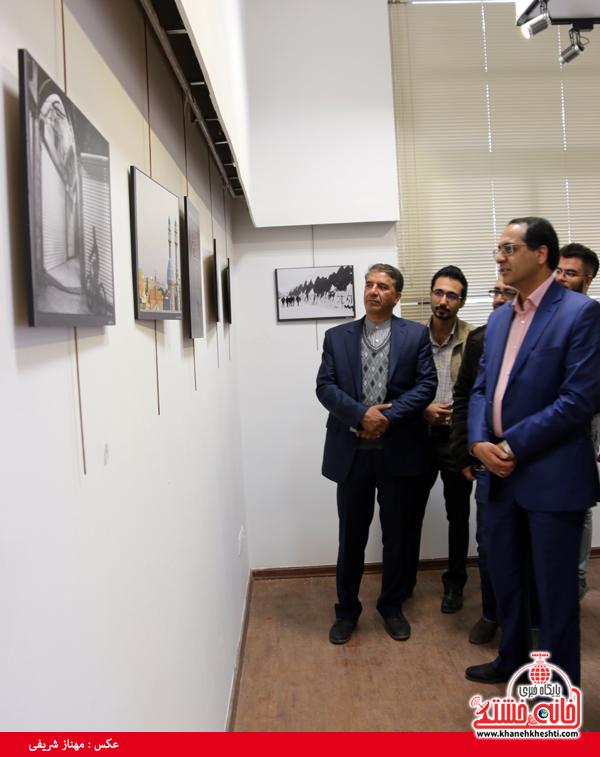 نمایشگاه عکس سیمای شهری رفسنجان-خانه خشتی (۶)