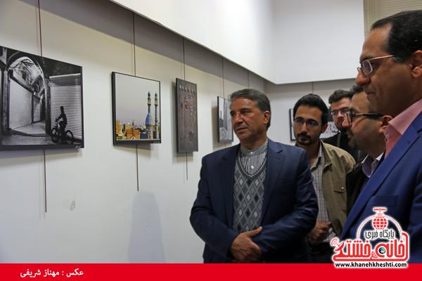 نمایشگاه عکس سیمای شهری رفسنجان-خانه خشتی (۸)