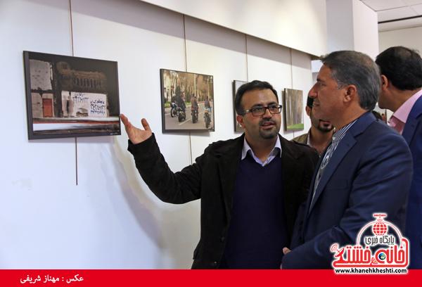 نمایشگاه عکس سیمای شهری رفسنجان-خانه خشتی (۹)