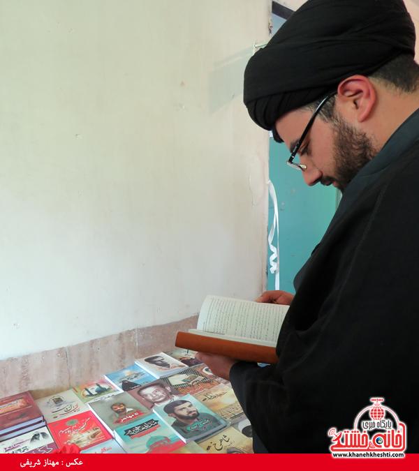 کانون فرهنگی حضرت ولیعصر(عج) رفسنجان-خانه خشتی (۵)