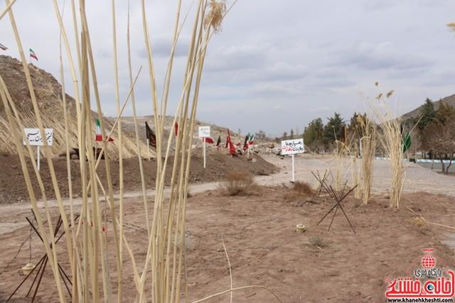 یادواره شهدای صنعت مس-خانه خشتی-رفسنجان (۳۲)