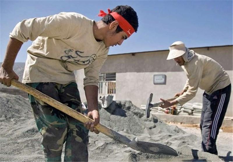 خدمت رسانی دانشجویان دانشگاه علوم پزشکی رفسنجان در مناطق محروم استان