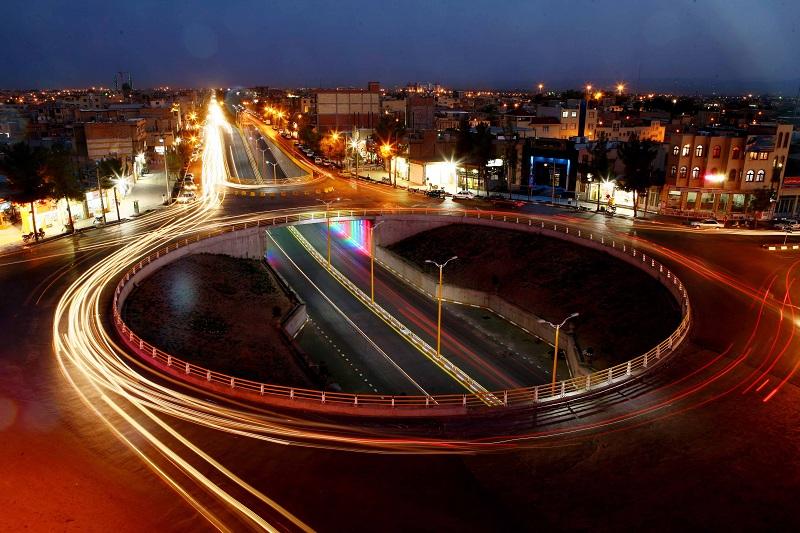 زیباییهای شهر رفسنجان در قاب دوربین عکاسان