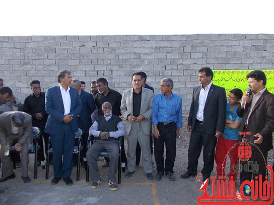 نماینده منتخب مردم رفسنجان و انار با اهالی دهستان رضوان و شهر صفاییه دیدار کرد/ عکس