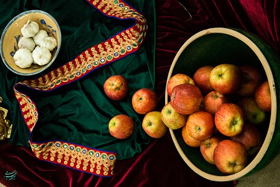 تصاویری از هشتمین بازارچه خیریه نوروزی زنجیره امید رفسنجان