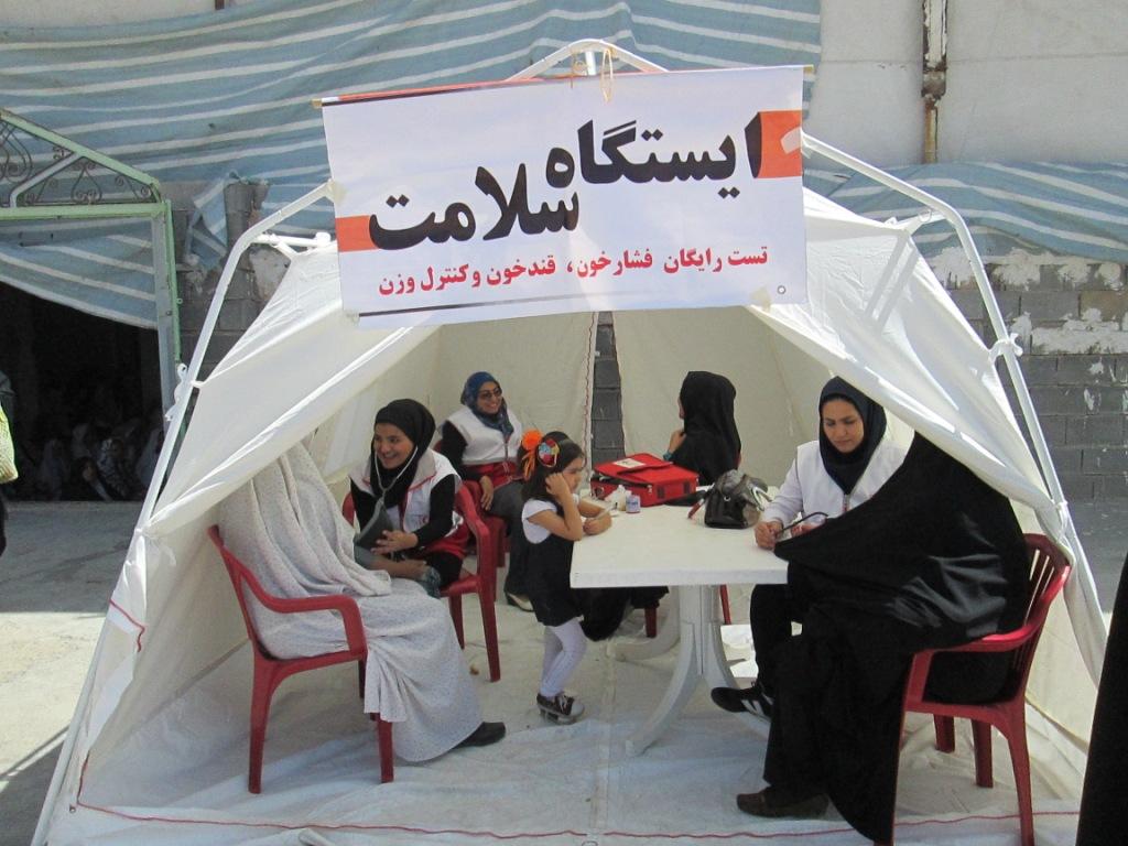 ۴ ایستگاه سلامت در ورودی شهر رفسنجان و انار مستقر خواهند شد