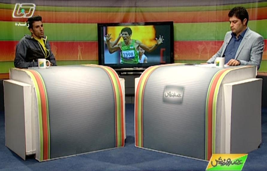 نصیری: انگیزه شخصی برای حضور در پارالمپیک ندارم