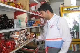 ۲۶۹ مورد بازدید از مراکز تهیه و توزیع مو اد غذایی رفسنجان انجام شد