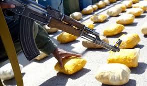 قاچاقچی مواد مخدر در دام بسیجیان شهرستان رفسنجان افتاد
