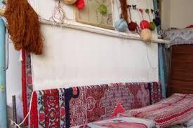 """وجود ۱۰۰ قالیباف در روستای """" دره دُر"""" رفسنجان"""