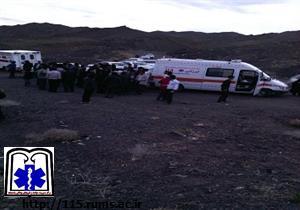 سقوط خانم ۴۰ ساله از کوه مرگ وی را رقم زد