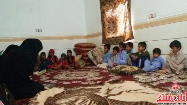 اردوی جهادی-علوم پزشکی رفسنجان-خانه خشتی (۱۱)